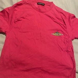 Women Balenciaga shirt